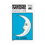 The Moon Stamp