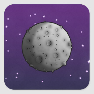 The Moon Stickers