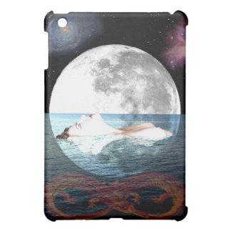 The Moon Tarot Card Art iPad Mini Cover