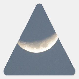 The Moon Triangle Sticker