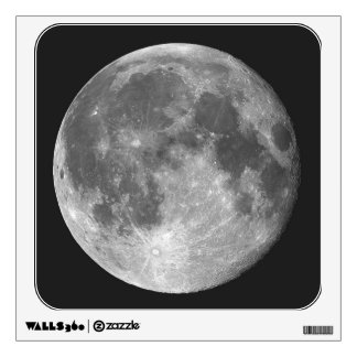 THE MOON WALL STICKER