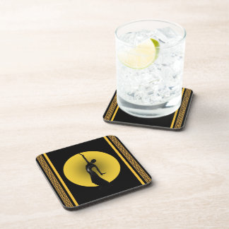 The Moonlight Reminds Me 1 Drink Coasters