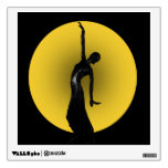 The Moonlight Reminds Me Wall Sticker