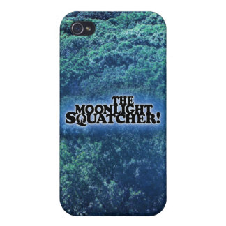 The Moonlight Squatcher - Multiple Products iPhone 4 Covers