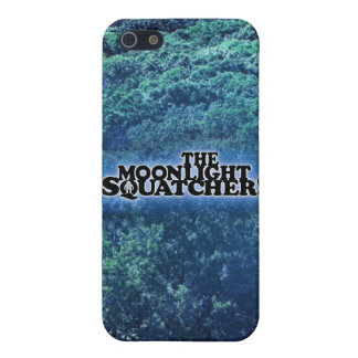 The Moonlight Squatcher - Multiple Products iPhone 5 Case