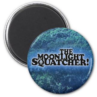 The Moonlight Squatcher - Multiple Products Fridge Magnet