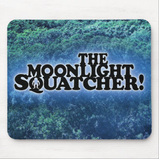 The Moonlight Squatcher - Multiple Products Mousepads