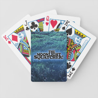The Moonlight Squatcher - Multiple Products Playing Cards