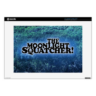 The Moonlight Squatcher - Multiple Products Laptop Skin