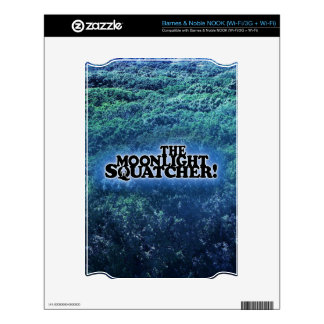 The Moonlight Squatcher - Multiple Products Decal For The NOOK