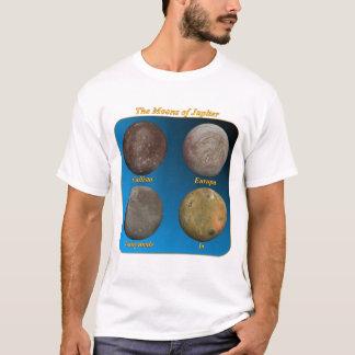 The Moons of Jupiter (II) T-Shirt
