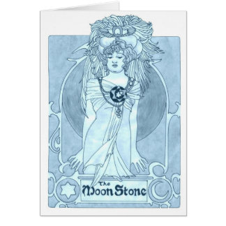 The Moonstone Greeting Cards