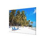 The Moorings Resort, Marathon, Key West, 2 Canvas Print