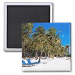 The Moorings Resort, Marathon, Key West, 3 2 Inch Square Magnet