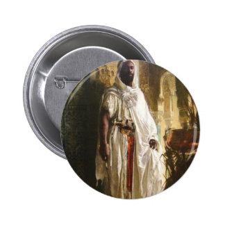 The Moorish Chief Button