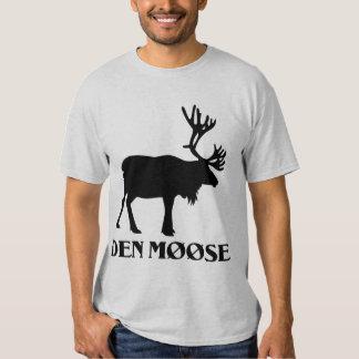 The moose from Scandinavia fun Shirt
