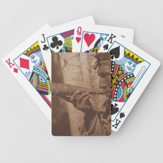 The Moose Hunter - Cree. 1926 Bicycle Playing Cards