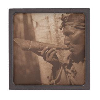 The Moose Hunter - Cree. 1926 Gift Box