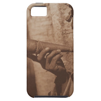 The Moose Hunter - Cree. 1926 iPhone SE/5/5s Case