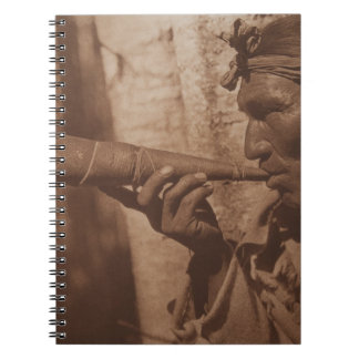 The Moose Hunter - Cree. 1926 Notebook