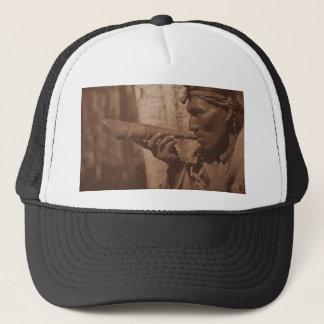 The Moose Hunter - Cree. 1926 Trucker Hat