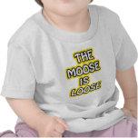 The Moose is Loose Tshirt