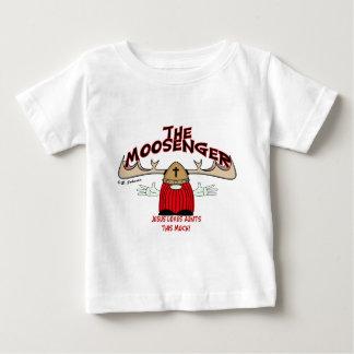 The Moosenger Baby T-Shirt