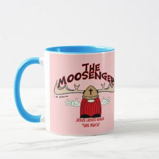 The Moosenger Mug