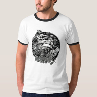 The Moped Cowboy T-Shirt