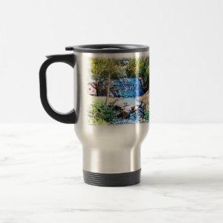 The Moravian Falls Drink Cup or Coffee Mug