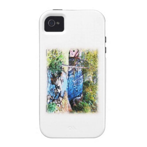 The Moravian Falls NC iPhone 4 Cover