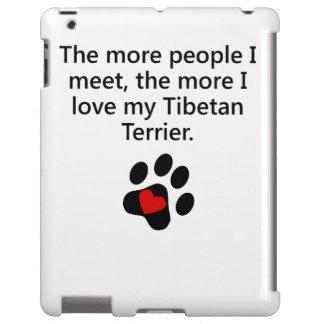 The More I Love My Tibetan Terrier