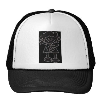 the more i see you trucker hat