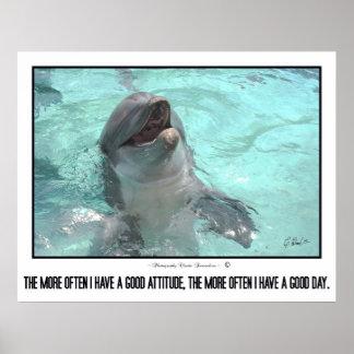 the more often I have  a good attitude... Print