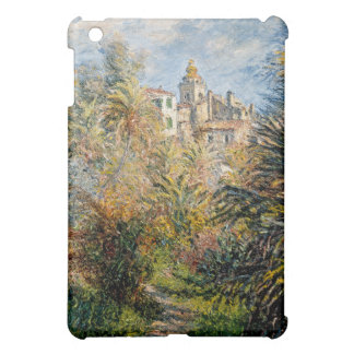 The Moreno Garden at Bordighera - Claude Monet iPad Mini Cover