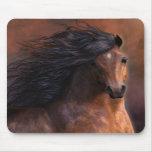 The Morgan Horse Mousepad