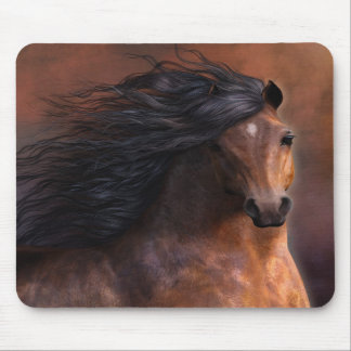 The Morgan Horse Mousepad