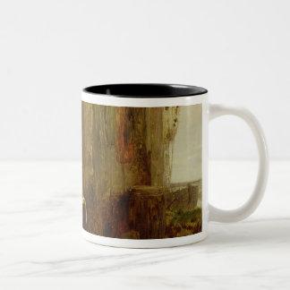 The Morning Catch, 19th century Coffee Mug