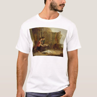 The Morning Catch, 19th century T-Shirt