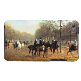 The Morning Ride, Rotten Row, Hyde Park, 1894 (oil Barely There iPod Covers