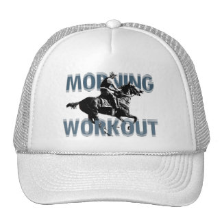 The Morning Workout Mesh Hats