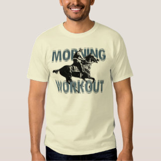 The Morning Workout T-shirt