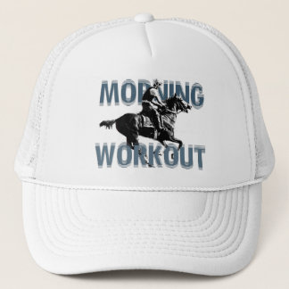 The Morning Workout Trucker Hat
