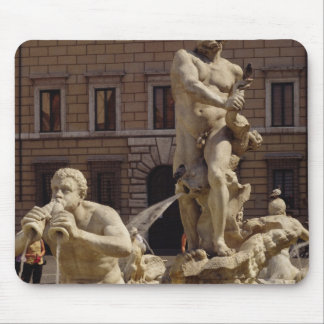 The Moro Fountain Mouse Pad