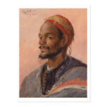 The Moroccan by Ferdinand Willaert Post Cards