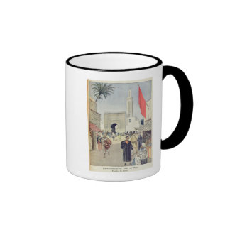 The Moroccan Pavilion at the Universal Exhibition Coffee Mug