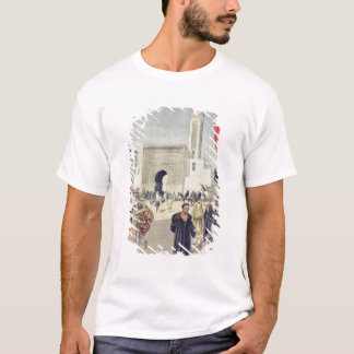 The Moroccan Pavilion at the Universal Exhibition T-Shirt