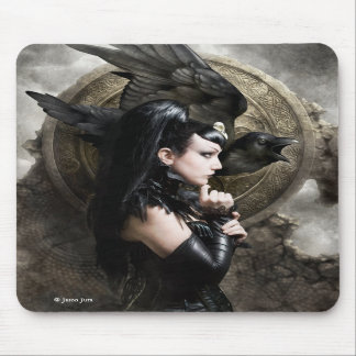 The Morrigan Mousepad