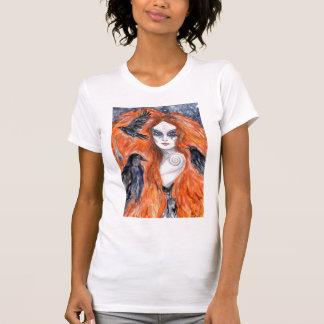 The Morrigan -  Warrior Queen T-Shirt