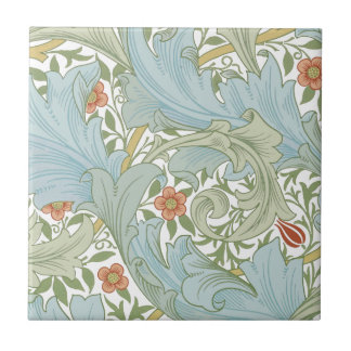 The Morris Company Wallpaper Collection Small Square Tile